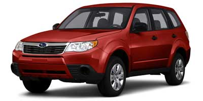 2010 Subaru Forester Vehicle Photo in Spokane, WA 99207