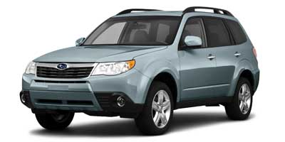 2010 Subaru Forester Vehicle Photo in Bowie, MD 20716