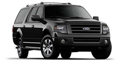 2010 Ford Expedition EL Vehicle Photo in Joliet, IL 60435