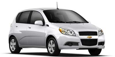 2010 Chevrolet Aveo Vehicle Photo in Kansas City, MO 64114