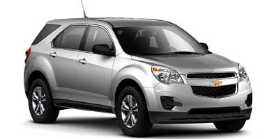 2010 Chevrolet Equinox Vehicle Photo in Hyde Park, VT 05655