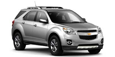 2010 Chevrolet Equinox Vehicle Photo in Ferndale, MI 48220