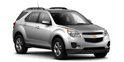 2010 Chevrolet Equinox Vehicle Photo in Houston, TX 77090