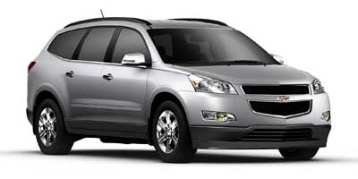 2010 Chevrolet Traverse Vehicle Photo in Mansfield, OH 44906