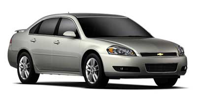 2010 Chevrolet Impala Vehicle Photo in Kansas City, MO 64114