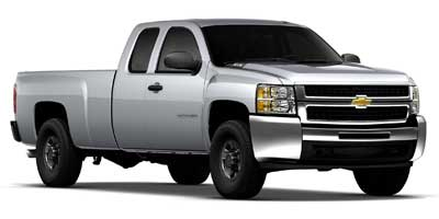 2010 Chevrolet Silverado 2500HD Vehicle Photo in Baton Rouge, LA 70806