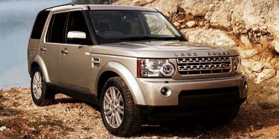 2011 Land Rover LR4 Vehicle Photo in Colorado Springs, CO 80905