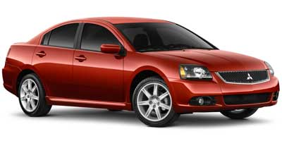 2011 Mitsubishi Galant Vehicle Photo in Trevose, PA 19053-4984