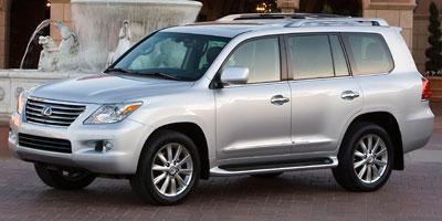 2011 Lexus LX 570 - Smyrna, GA - Nalley Lexus Smyrna - B4061418