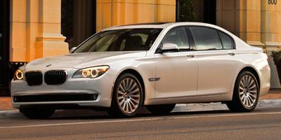 2011 BMW 750Li xDrive Vehicle Photo in Poughkeepsie, NY 12601