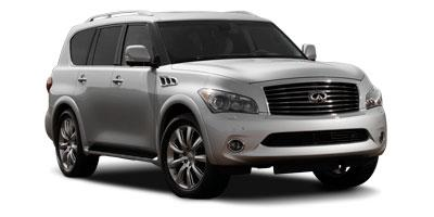 2011 INFINITI QX56 Vehicle Photo in Bend, OR 97701