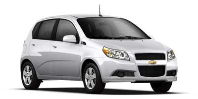 2011 Chevrolet Aveo Vehicle Photo in Akron, OH 44320