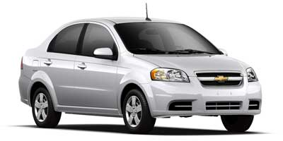 2011 Chevrolet Aveo Vehicle Photo in Houston, TX 77090