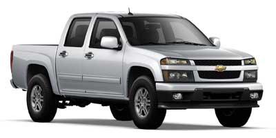 Pre Owned 2011 Chevrolet Colorado Crew Cab 4 Wheel