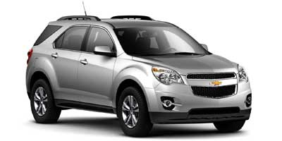 2011 Chevrolet Equinox Vehicle Photo in Madison, WI 53713