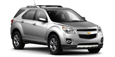 2011 Chevrolet Equinox Vehicle Photo in Maplewood, MN 55119