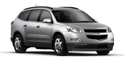 2011 Chevrolet Traverse Vehicle Photo in American Fork, UT 84003