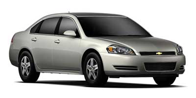 2011 Chevrolet Impala Vehicle Photo in Danville, KY 40422