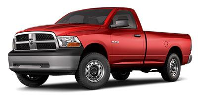 2011 Ram 1500 Vehicle Photo in North Canton, OH 44720