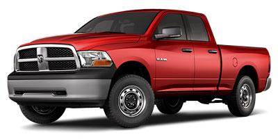 2011 Ram 1500 Vehicle Photo in Williston, ND 58801