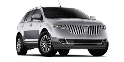 2011 LINCOLN MKX Vehicle Photo in Plattsburgh, NY 12901
