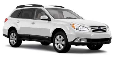 2011 Subaru Outback Vehicle Photo in Oshkosh, WI 54904