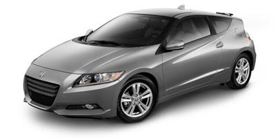 2011 Honda CR-Z Vehicle Photo in Novato, CA 94945