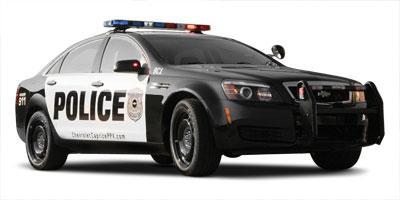 2011 Chevrolet Caprice Police Patrol Vehicle Vehicle Photo in Richmond, VA 23231