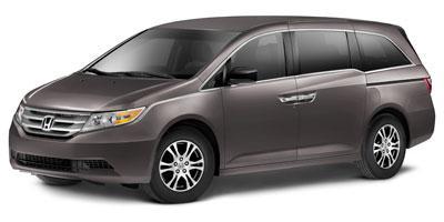 2011 Honda Odyssey Vehicle Photo in Austin, TX 78759