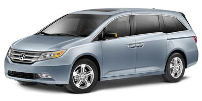 2011 Honda Odyssey Vehicle Photo in Manassas, VA 20109