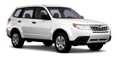 2011 Subaru Forester Vehicle Photo in Frederick, MD 21704