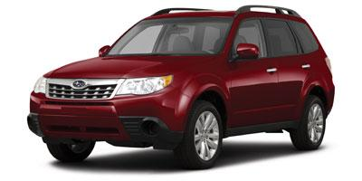 2011 Subaru Forester Vehicle Photo in Anchorage, AK 99515
