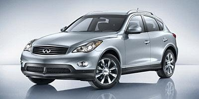 2011 INFINITI EX35 Vehicle Photo in Lewisville, TX 75067
