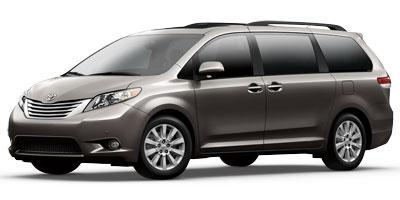 2011 Toyota Sienna Vehicle Photo in Midlothian, VA 23112