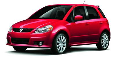 2011 Suzuki SX4 Vehicle Photo in Bend, OR 97701