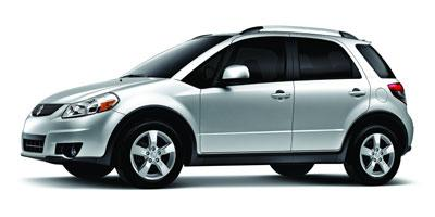 2011 Suzuki SX4 Vehicle Photo in Hyde Park, VT 05655
