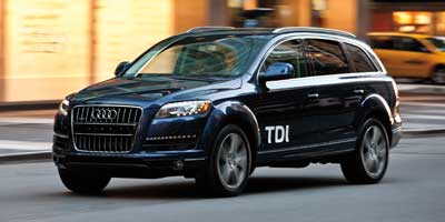 2011 Audi Q7 Vehicle Photo in Northbrook, IL 60062