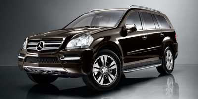 2012 Mercedes-Benz GL-Class Vehicle Photo in Aurora, CO 80014