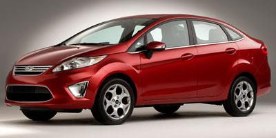 2012 Ford Fiesta Vehicle Photo in Medina, OH 44256