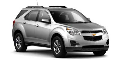 2012 Chevrolet Equinox Vehicle Photo in Hyde Park, VT 05655