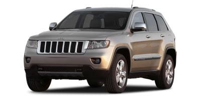2012 Jeep Grand Cherokee Vehicle Photo in Oshkosh, WI 54904