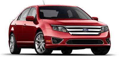 2012 Ford Fusion Vehicle Photo in Gaffney, SC 29341