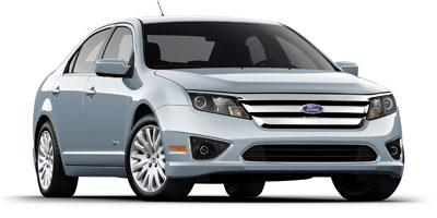 2012 Ford Fusion Vehicle Photo in Colorado Springs, CO 80905