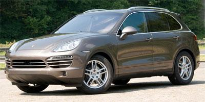 2012 Porsche Cayenne Vehicle Photo in Franklin, TN 37067