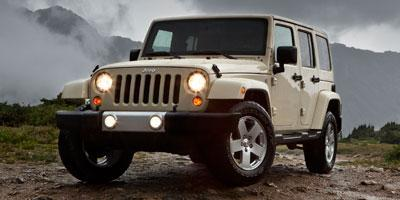 2012 Jeep Wrangler Unlimited Vehicle Photo In Richmond, VA 23235
