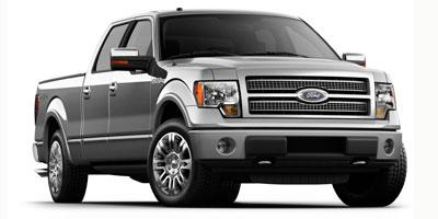 2012 Ford F-150 Vehicle Photo in Enid, OK 73703