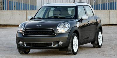 2012 MINI Cooper S Countryman ALL4 Vehicle Photo in Casper, WY 82609