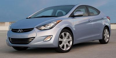 2012 Hyundai Elantra Vehicle Photo in Moon Township, PA 15108