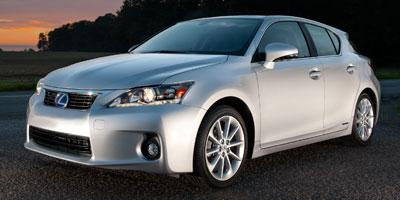 2012 Lexus CT 200h Vehicle Photo in Colorado Springs, CO 80920