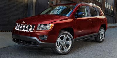 2012 Jeep Compass Vehicle Photo in Kernersville, NC 27284